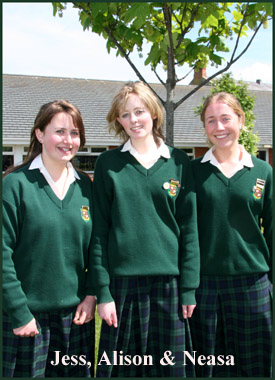 head girls 2007/2008