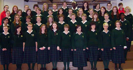 senior choir 2009