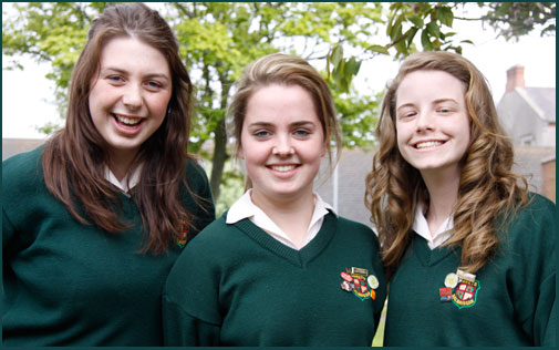 Head Girls 2010-2011