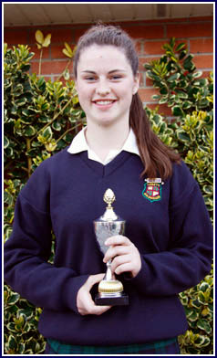 Anna McHugh Sports Award