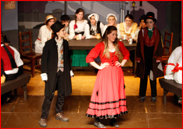 """Oliver"" Drama Production"