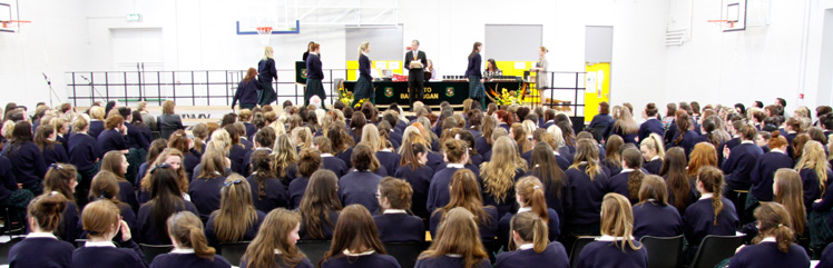 senior prize giving