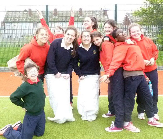 first year sports day