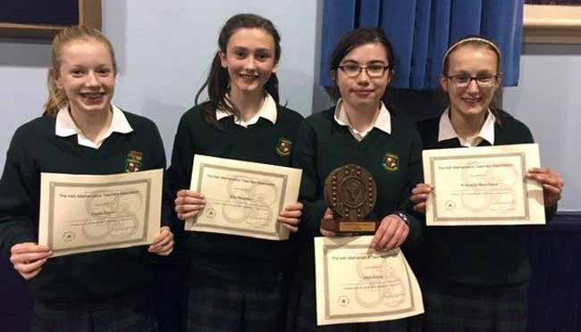 maths first year winners
