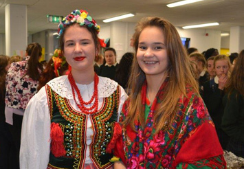 loreto multicultural day