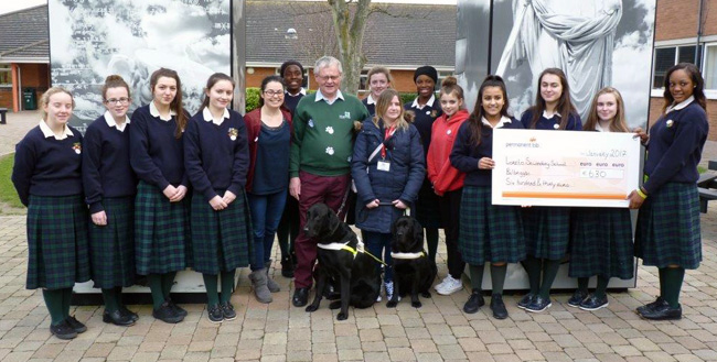 guide dogs fundraisers
