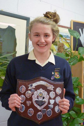 swimming award