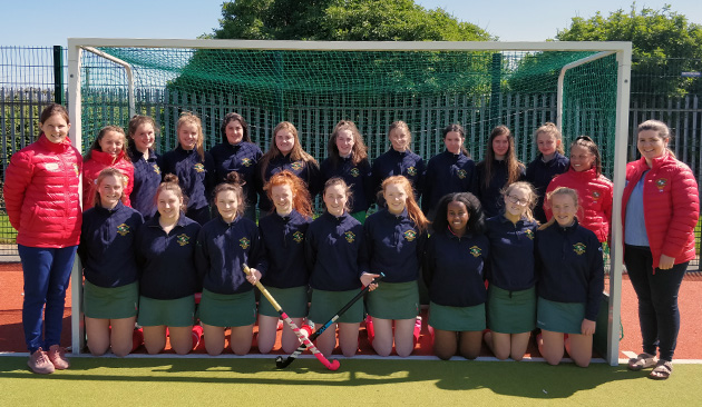 senior hockey team