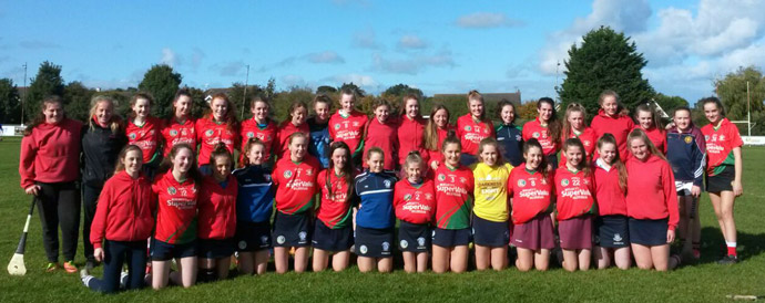 camogie team