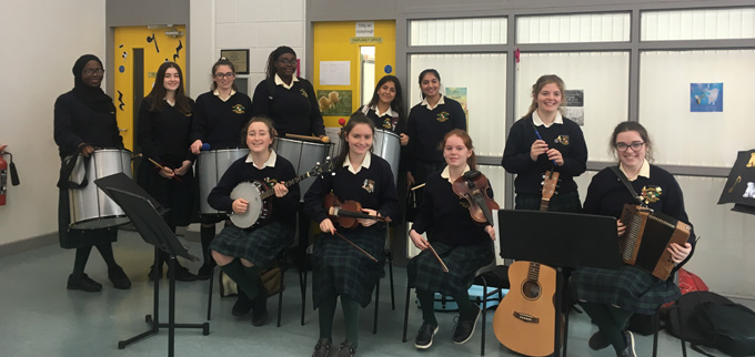music week Loreto Balbriggan