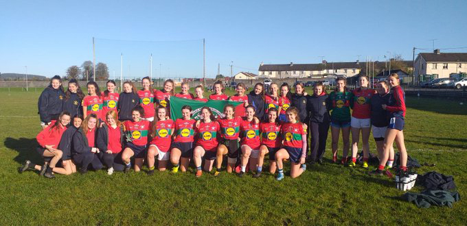 senior gaelic team